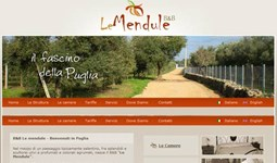 Bed and breakfast le mendule