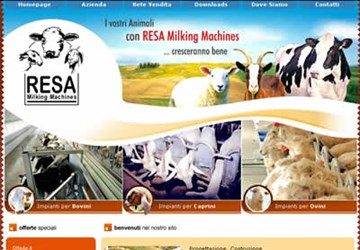 RESA Milking Machines